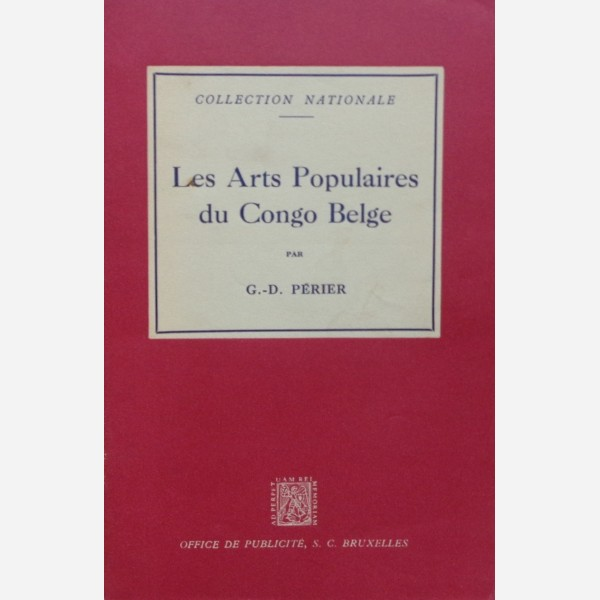 Les arts populaires du congo belge vasco co emilia for Arts populaires