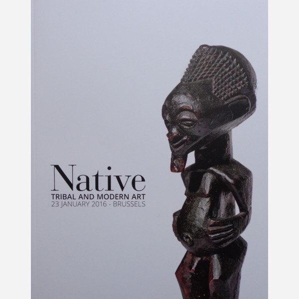 Native Tribal and Modern Art, 23/01/2016 - Brussels