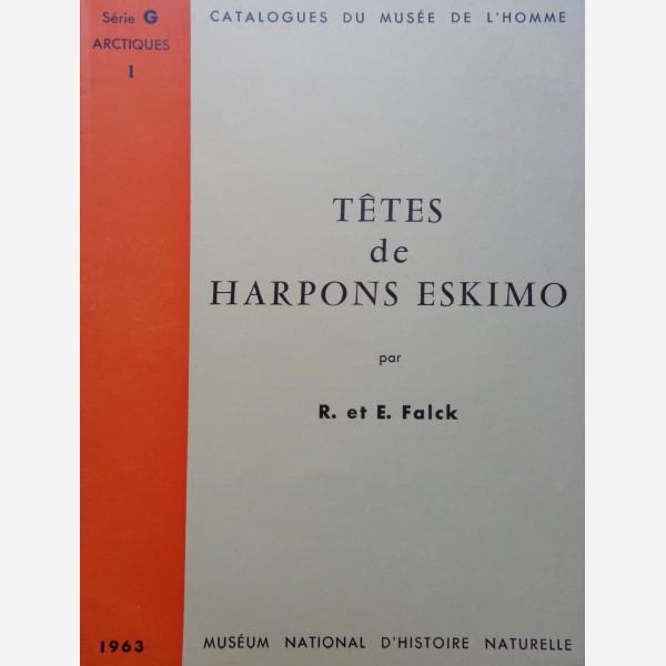 Têtes de Harpons Eskimo