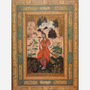 India : Art and Culture 1300-1900