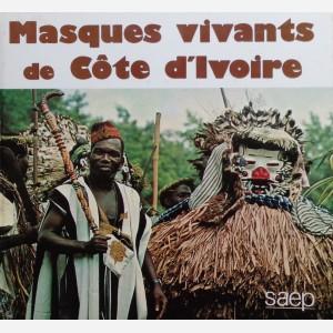Masques vivants de Côte d'Ivoire