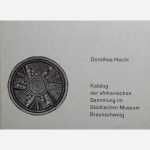 Katalog der afrikanischen Sammlung im Städtischen Museum Braunschweig