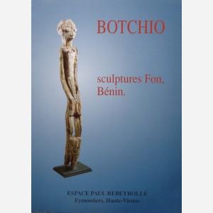 Botchio. Sculptures Fon, Bénin