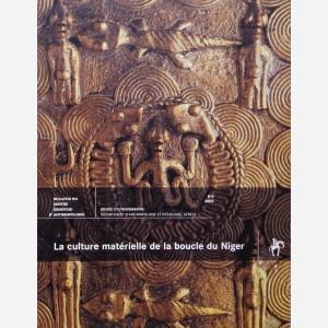La culture matérielle de la boucle du Niger