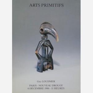 Guy Loudmer, Paris, 06/12/1986