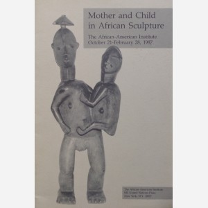 Mother and Child in African Sculpture