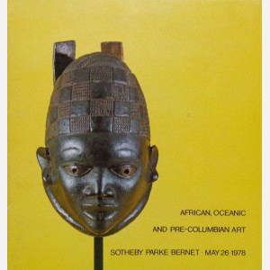Sotheby Parke Bernet, New York, 26/05/1978