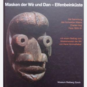 Masken der Wè und Dan - Elfenbeinküste