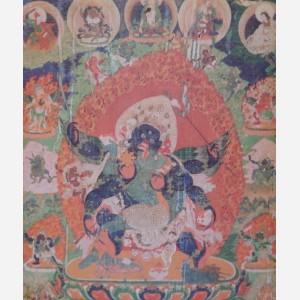 Tibet, Terreur en Magie