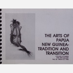 The Arts of Papua New Guinea-Tradition and Transition
