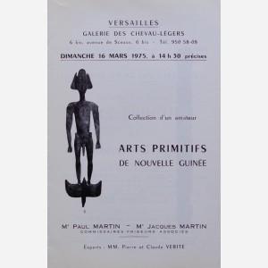 Versailles, Paris, 16/03/1975