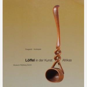 Löffel in der Kunst Afrikas