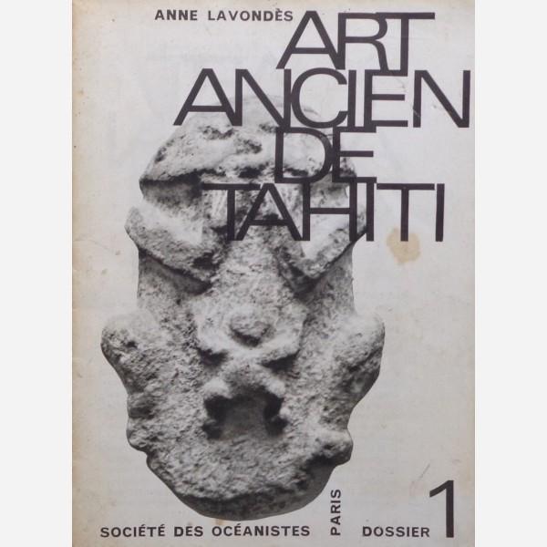 Art Ancien de Tahiti