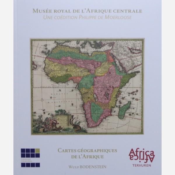 Cartes Géographiques de l'Afrique