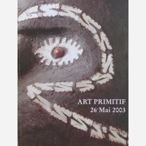 Gros & Delettrez, Paris, 26/05/2003