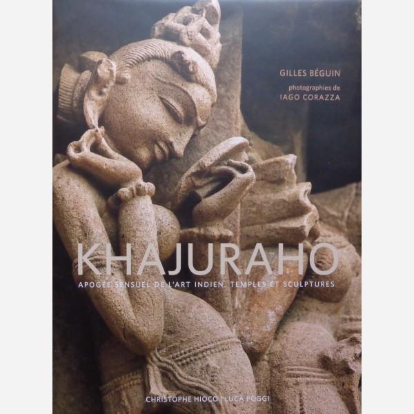 Khajuraho : Apogée Sensuel de l'Art Indien. Temples et Sculptures