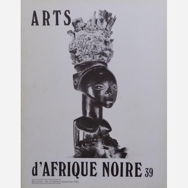 Arts d'Afrique Noire - 39