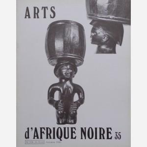 Arts d'Afrique Noire - 35