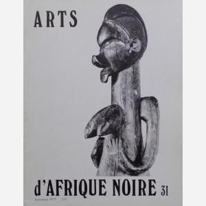 Arts d'Afrique Noire - 31