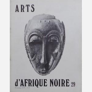 Arts d'Afrique Noire - 29