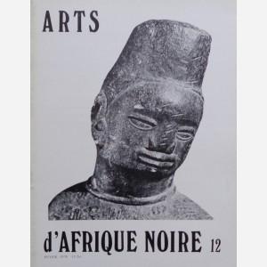Arts d'Afrique Noire - 12