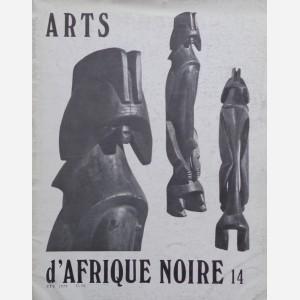 Arts d'Afrique Noire - 14