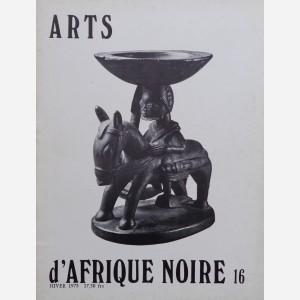 Arts d'Afrique Noire - 16
