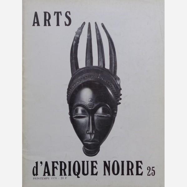 Arts d'Afrique Noire - 25