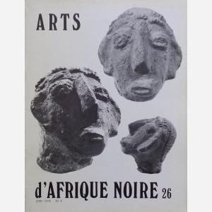 Arts d'Afrique Noire - 26