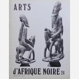 Arts d'Afrique Noire - 24