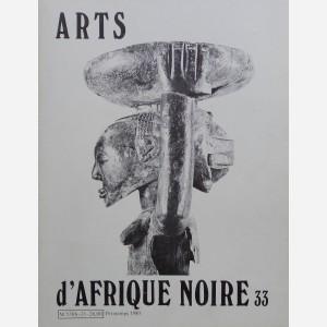 Arts d'Afrique Noire - 33