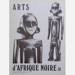Arts d'Afrique Noire - 38