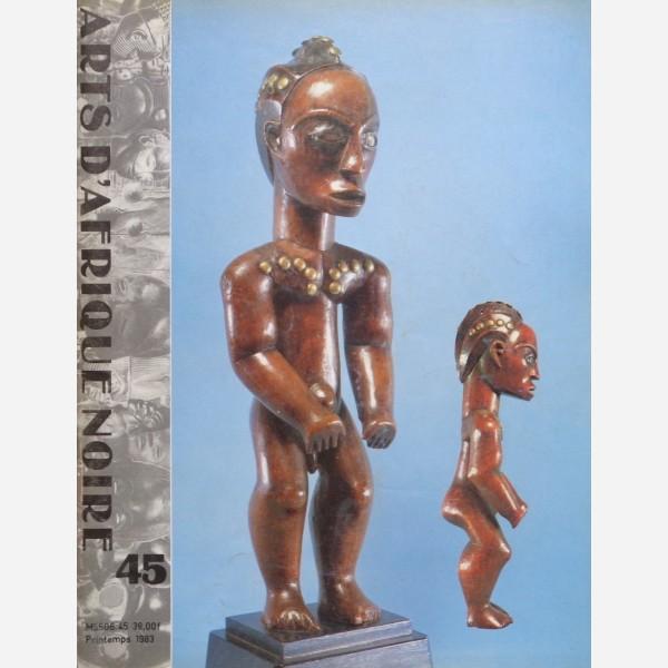 Arts d'Afrique Noire - 45