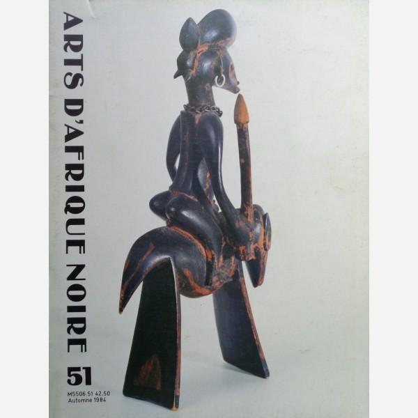 Arts d'Afrique Noire - 51