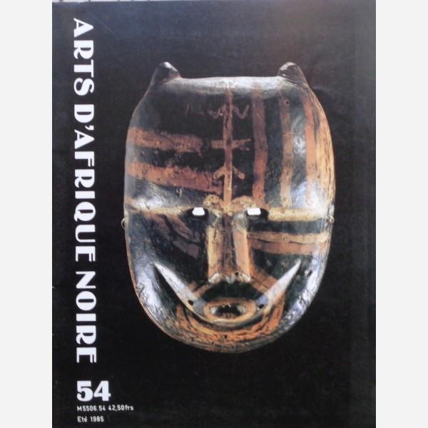 Arts d'Afrique Noire - 54