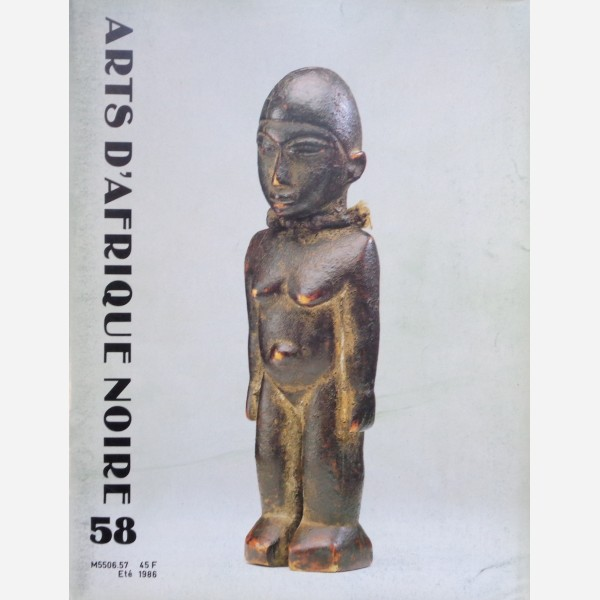 Arts d'Afrique Noire - 58