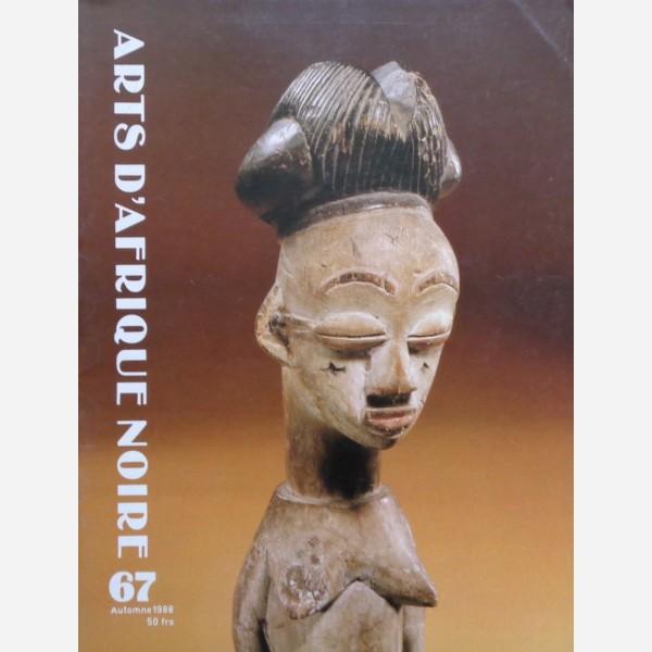 Arts d'Afrique Noire - 67
