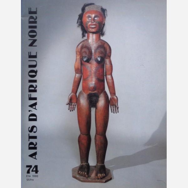 Arts d'Afrique Noire - 74