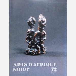 Arts d'Afrique Noire - 72