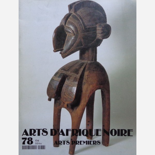 Arts d'Afrique Noire - 78