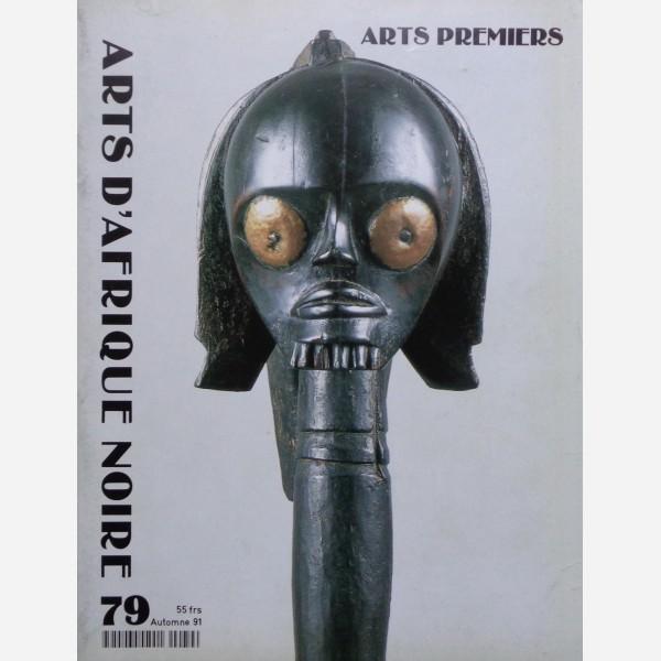 Arts d'Afrique Noire - 79