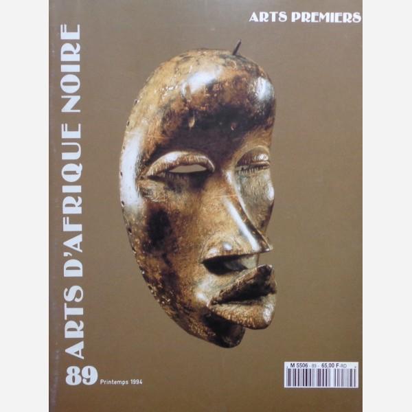 Arts d'Afrique Noire - 89