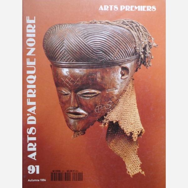Arts d'Afrique Noire - 91