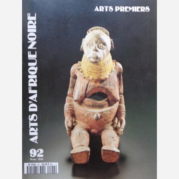 Arts d'Afrique Noire - 92