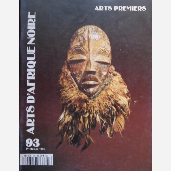 Arts d'Afrique Noire - 93