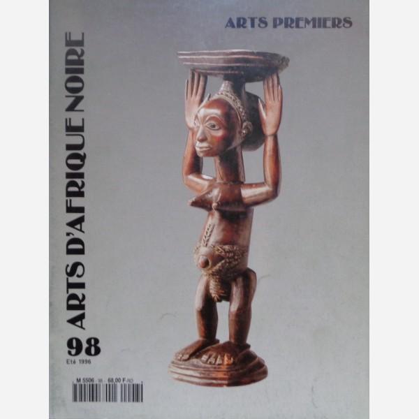 Arts d'Afrique Noire - 98