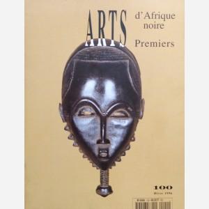 Arts d'Afrique Noire - 100
