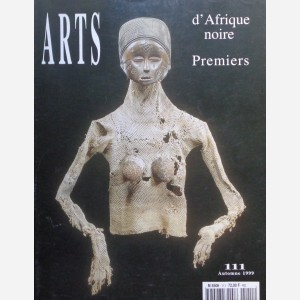 Arts d'Afrique Noire - 111