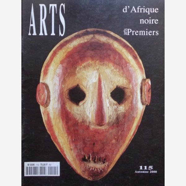 Arts d'Afrique Noire - 115