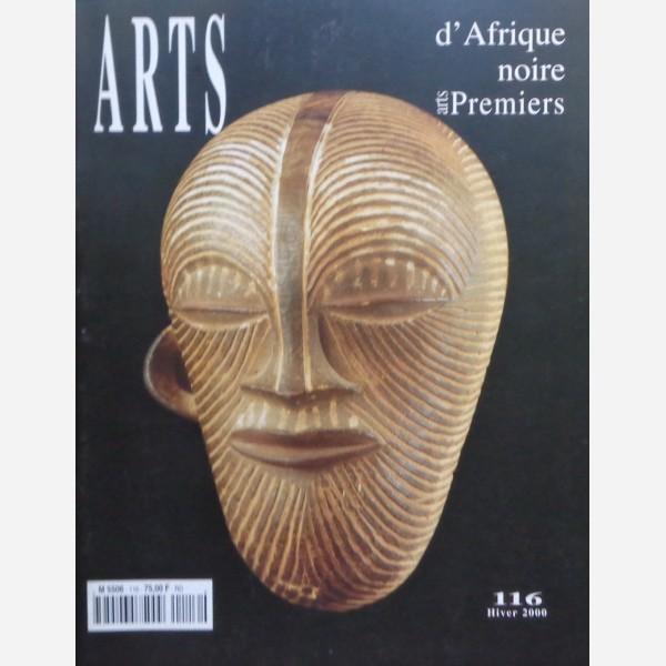 Arts d'Afrique Noire - 116